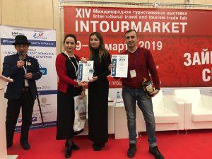 Смолянка Мария Демочкина победила в III Всероссийском конкурсе журналистов и блогеров «МедиаТур»