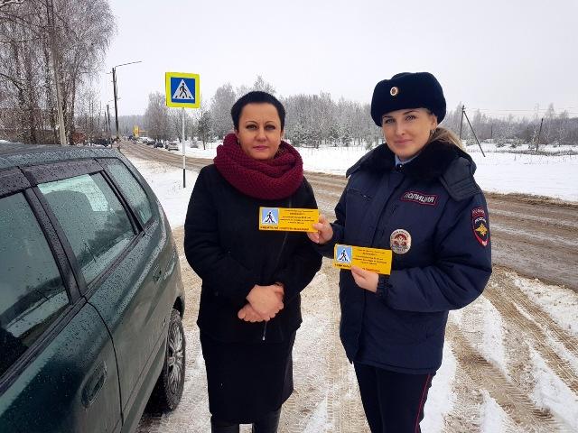 В Смоленской области на федеральных трассах будут ловить пешеходов