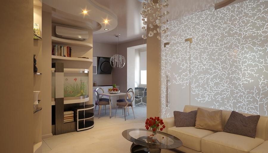 Перепланировка и ремонт в квартире