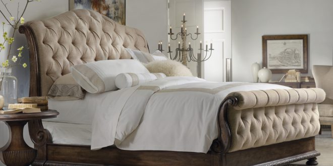 Правила ухода за кроватями с мягким изголовьем
