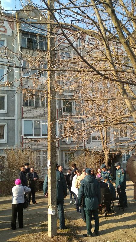 В Смоленске капремонт дома, в котором обрушилось перекрытие, планировали сделать через 20 лет