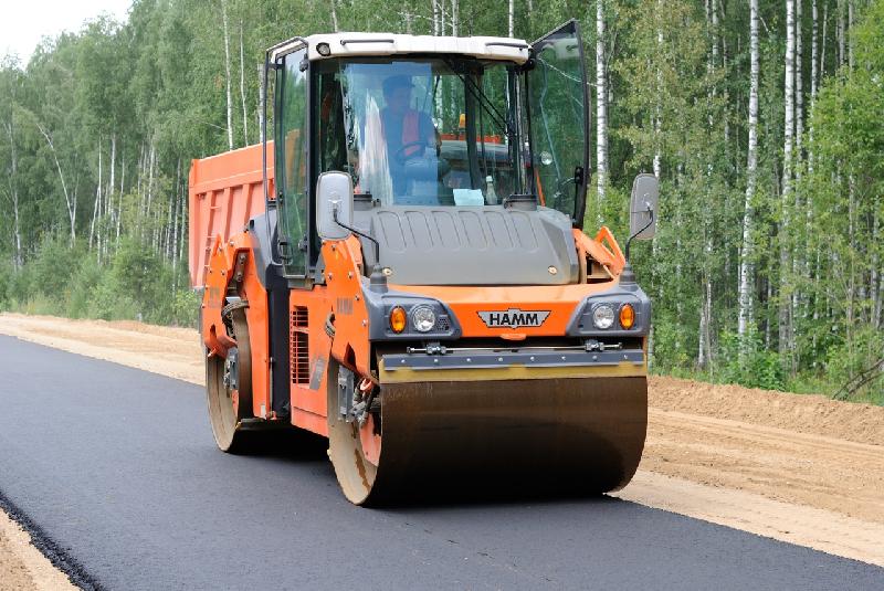 Почти 38 км дорог отремонтируют в Смоленской области в 2019-м