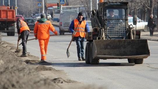 Генеральную уборку Смоленска закончат к 22 мая