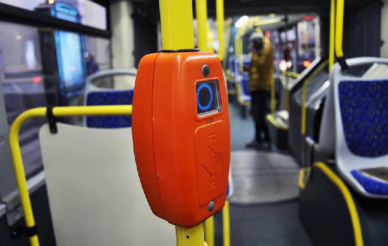 В пассажирском транспорте Смоленска появятся валидаторы