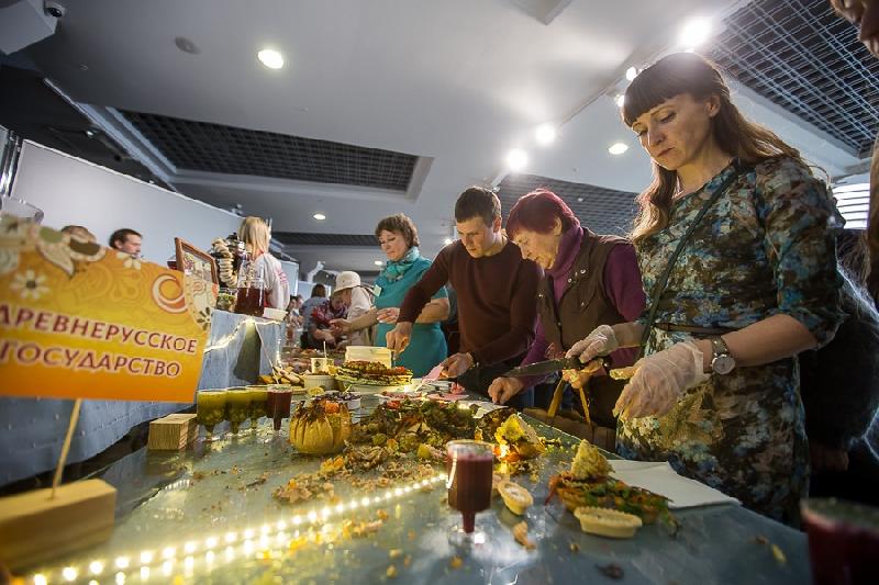 В Смоленске прошел XI Фестиваль постной кухни