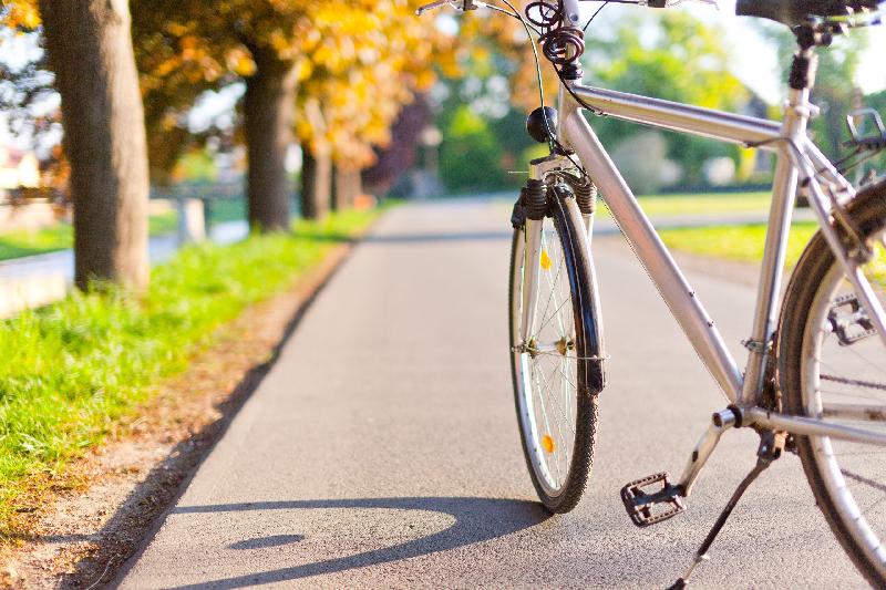 Губернатор Смоленской области теперь будет ездить на велосипеде