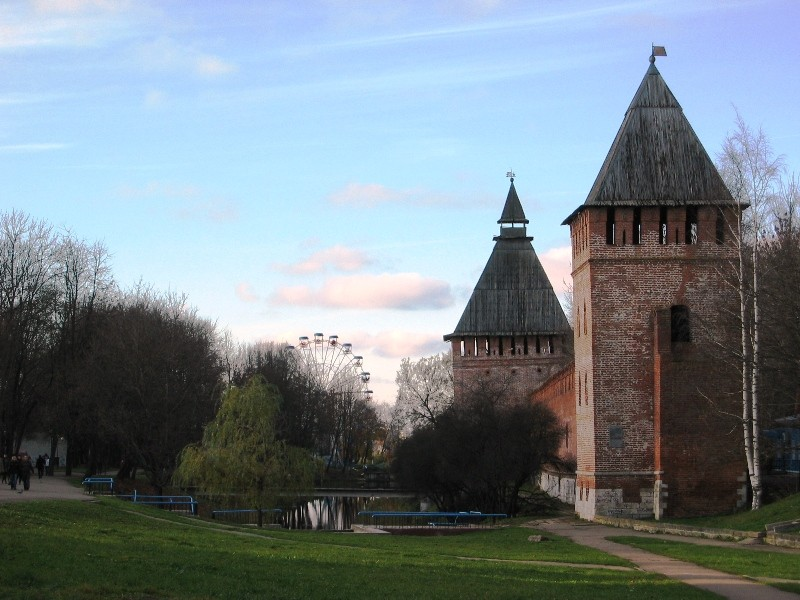 Смоленск перестал быть городом на один день