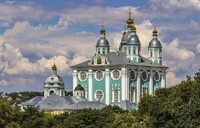 Смоленщина попала в ТОП-10 российских регионов популярных у иностранцев