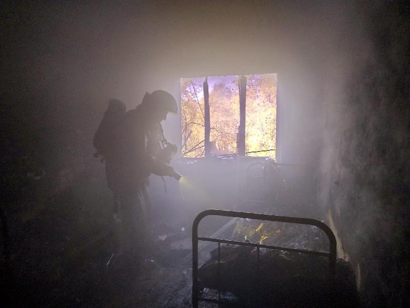 Стали известны подробности пожара в общежитии медуниверситета в Смоленске