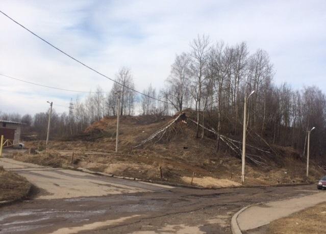 «Уже валят деревья». Где в Смоленске построят очередной ТРЦ