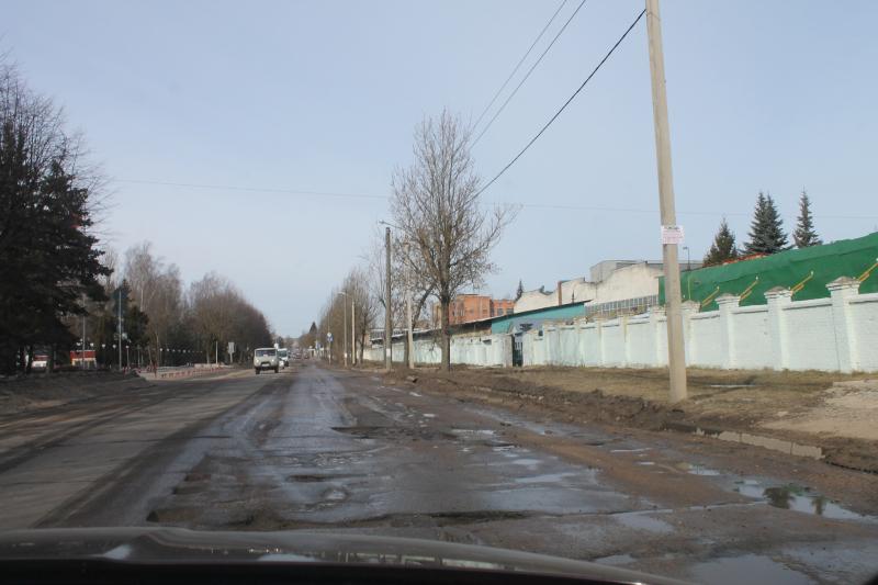 Смоленск вошел в число лучших городов страны по качеству дорог