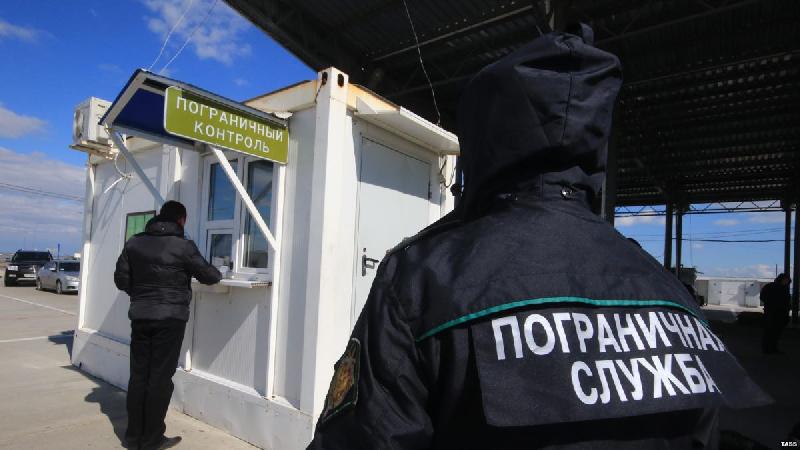 Смоленские пограничники не пустили в Россию нелегалов