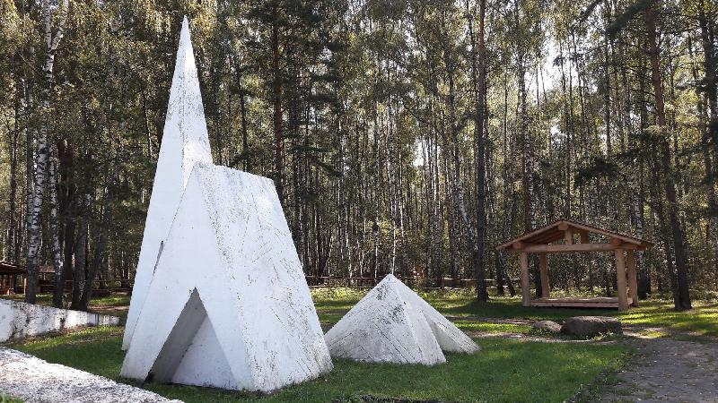 Смолянин решил построить дамбу и пригнал на федеральный памятник спецтехнику