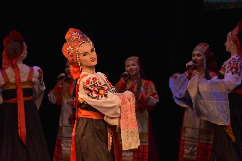 В Смоленске стартовал XIV Всероссийский фестиваль искусств студентов-медиков и медицинских работников