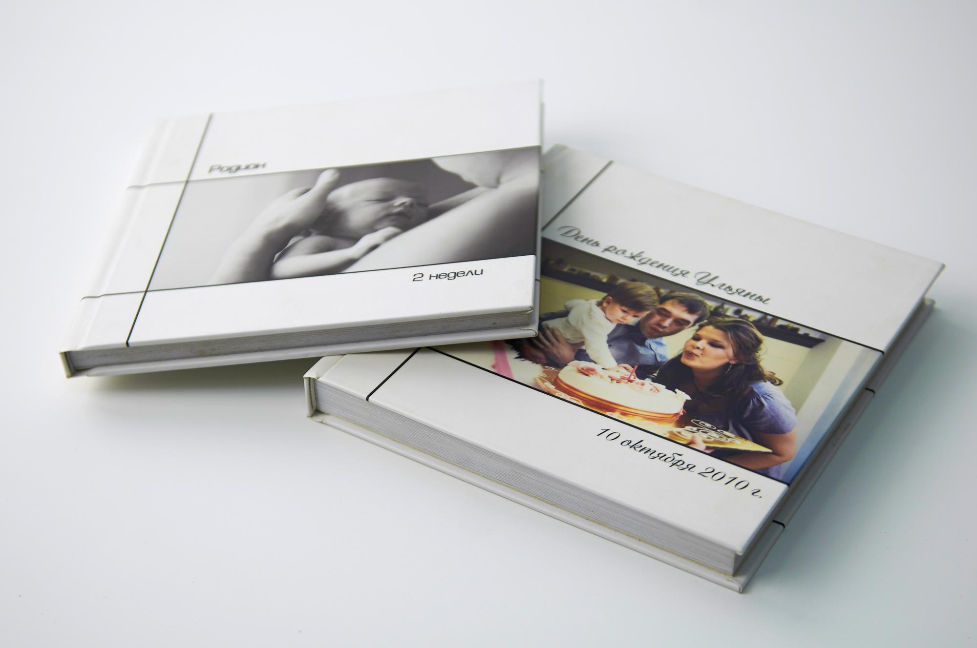 Компания Фотокниги: изготовление фотокниг разной сложности по доступной цене