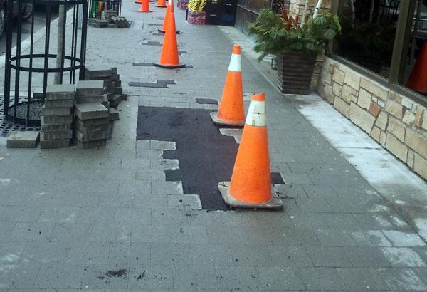 Современные дорожные покрытия