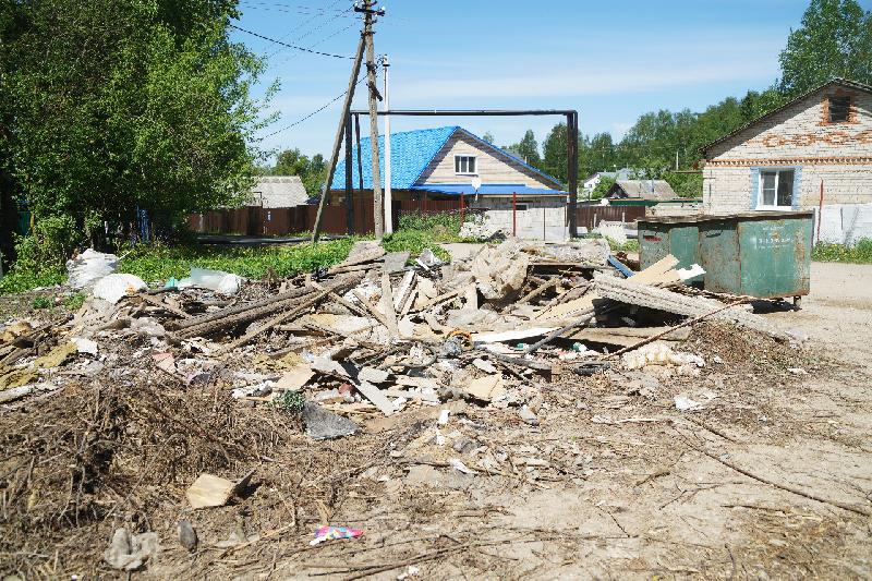 Губернатор Смоленской области поручил убрать свалку в Миловидово
