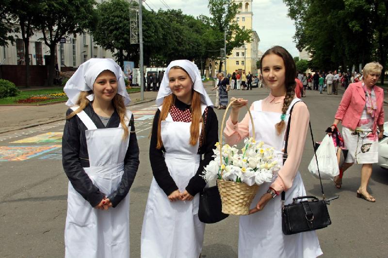 В Смоленске «расцветет» «Белый цветок»
