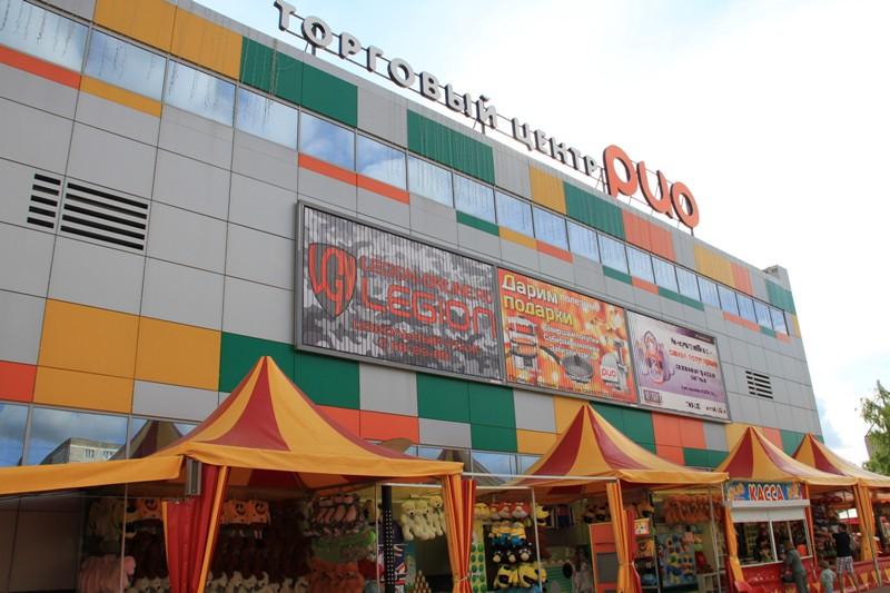В Смоленске посетители торгового центра «пережили стресс»