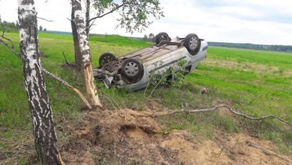 ДТП с «летающей» машиной под Смоленском: как это было