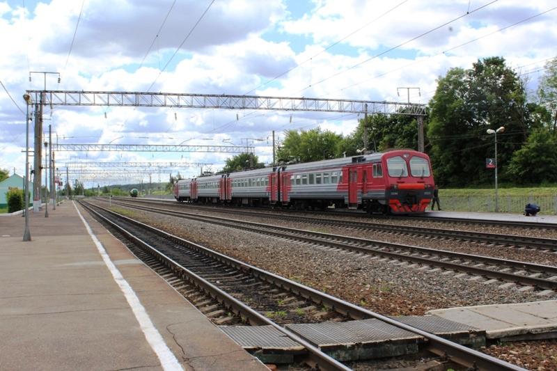 В Смоленской области изменится расписание поездов