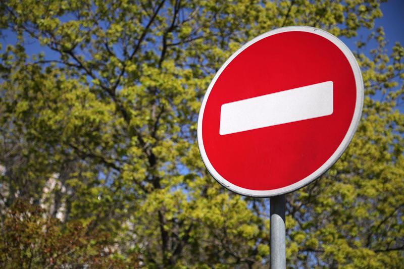 В Смоленске продлили ограничение движения по ул. Энгельса