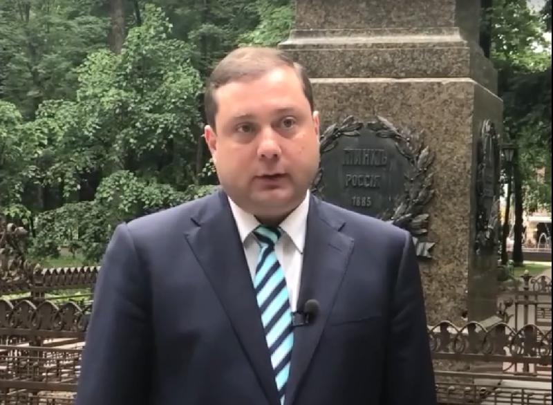 Алексей Островский пригласил смолян на фестиваль им. М.И. Глинки