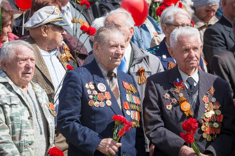 Программа празднования Дня Победы в Смоленске