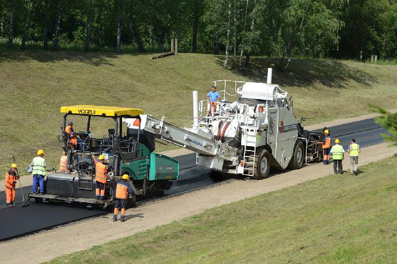 На смоленских дорогах начинаются масштабные ремонтные работы