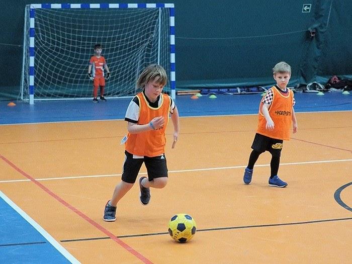 Футбольная школа Megaball: ворота в футбольное будущее вашего ребенка