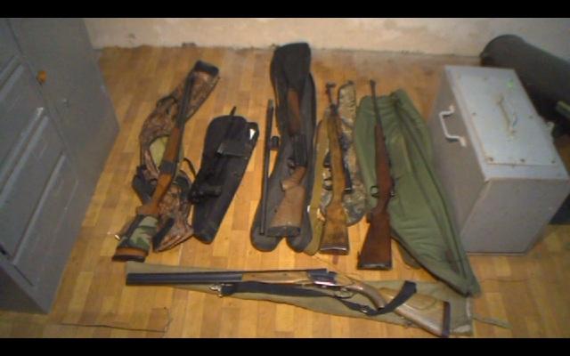 В Смоленской области задержали браконьеров