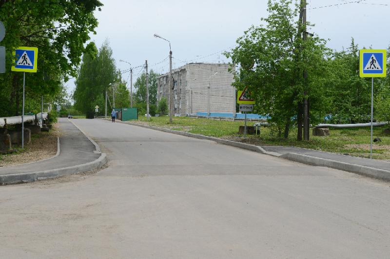 Смоляне уже 5 лет просят сделать освещение на одной из улиц под Смоленском