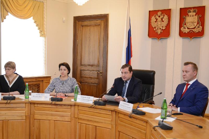 В Смоленске обсудили подготовку к ЕГЭ-2019