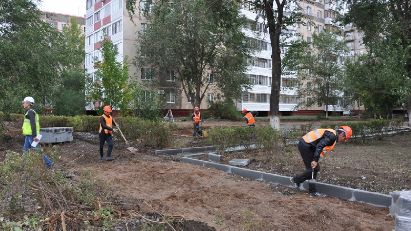 Стало известно, какие дворы в Смоленске благоустроят дополнительно