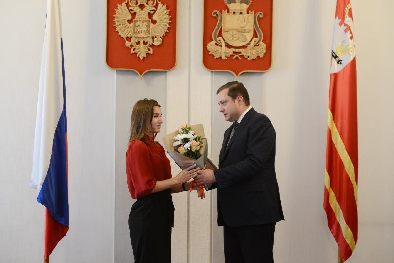 В Смоленске наградили дипломантов Всероссийской олимпиады студентов «Я – профессионал»