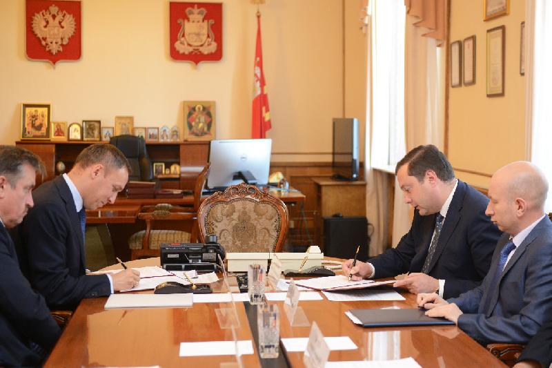 В следующем году между Смоленском и столицей начнут курсировать комфортабельные «Ласточки»