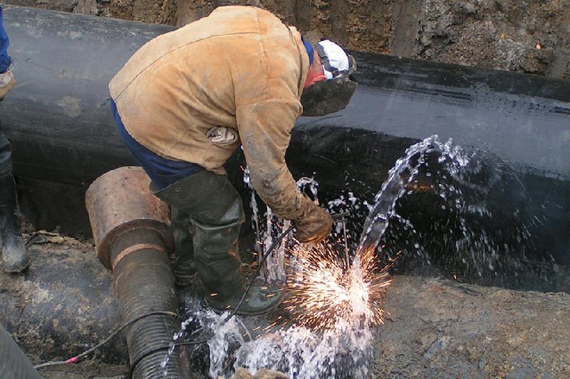 Аварию, оставившую без воды смолян из Вязьмы, ликвидировали