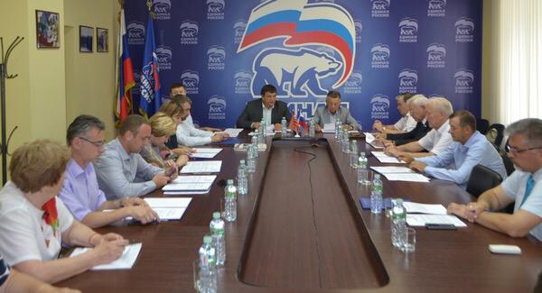 В Смоленской области обсудили внесение поправок в закон о ветеранах
