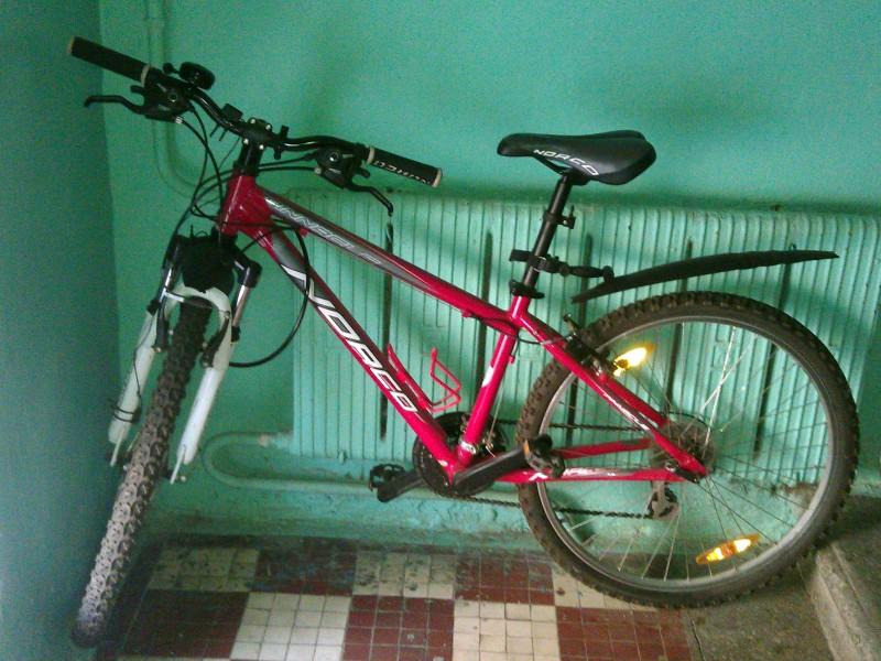 В Смоленске задержали очередного велосипедного вора