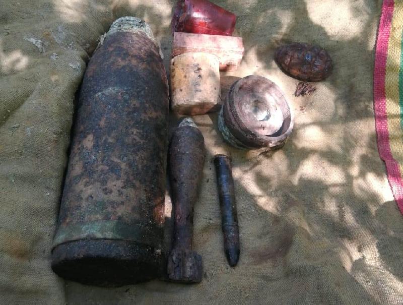 «Смертельная опасность». В Смоленской области нашли «схрон» с боеприпасами