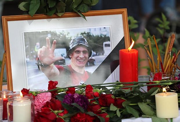 Убитый в Подмосковье спецназовец поднимал павших воинов в Смоленской области