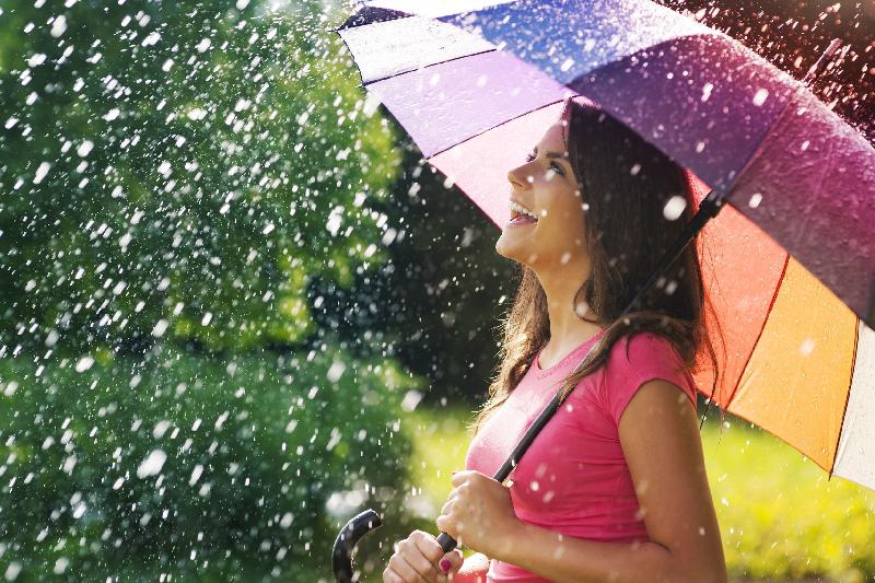 В выходные смолянам обещают дожди