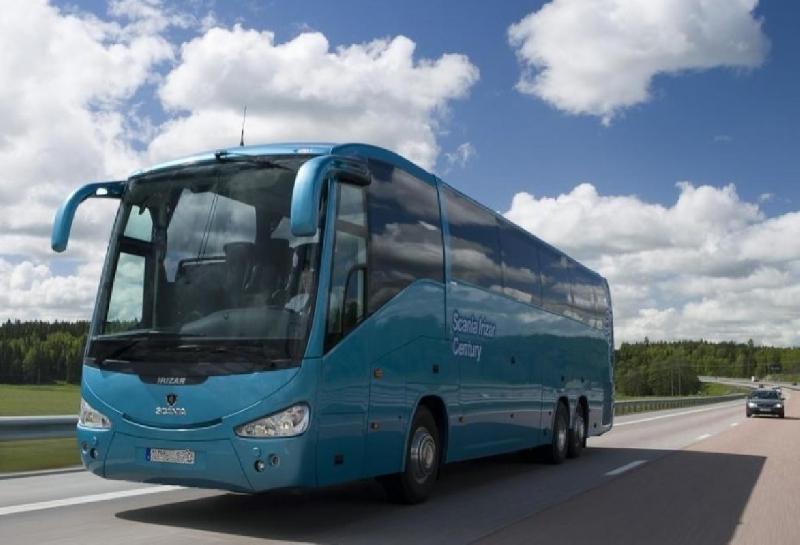 В июне начнет курсировать автобус «Смоленск-Геленджик»