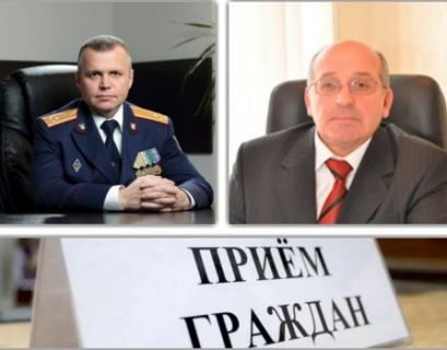 Главный следователь и уполномоченный по правам человека в Смоленской области примут смолян