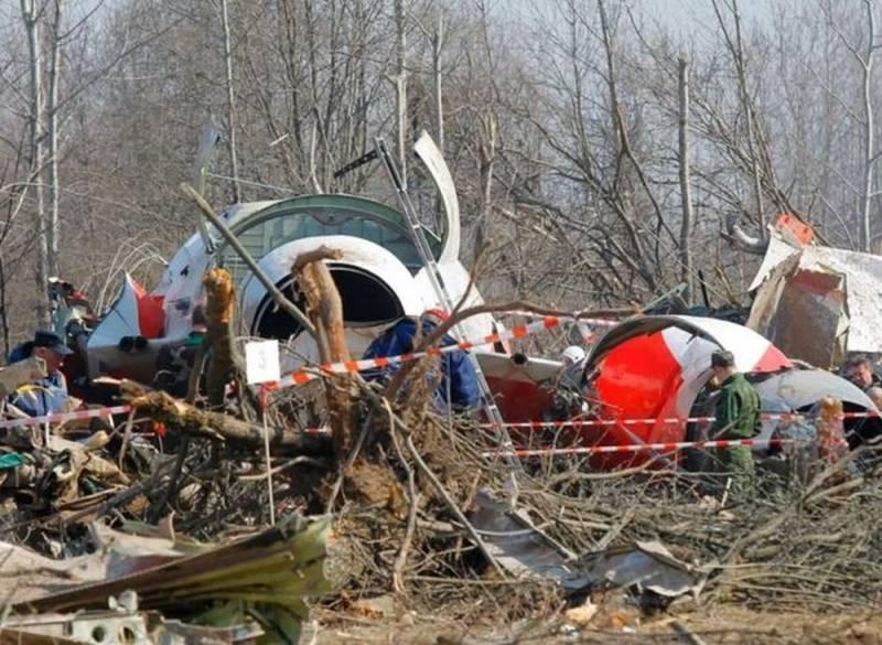 В Польше назвали виновного в автокатастрофе под Смоленском