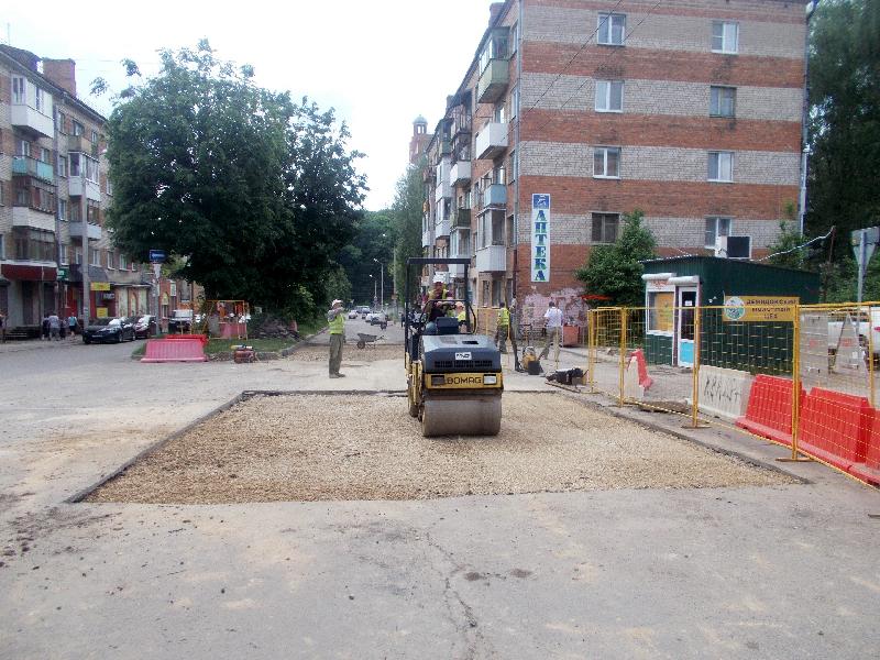 «Квадра» занялась благоустройством после ремонтов в Смоленске