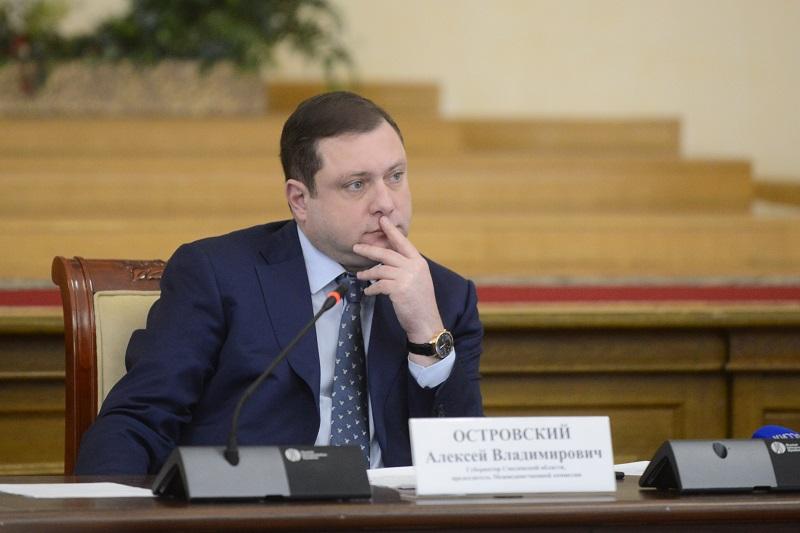 Губернатор Смоленской области проведет прямую линию ВКонтакте