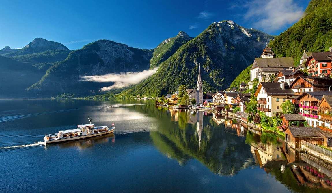 Отдых в Австрии с компанией Elife
