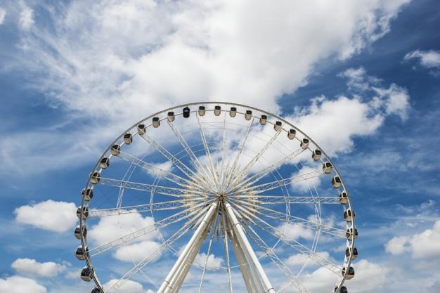 Стала известна высота нового колеса обозрения в Смоленске