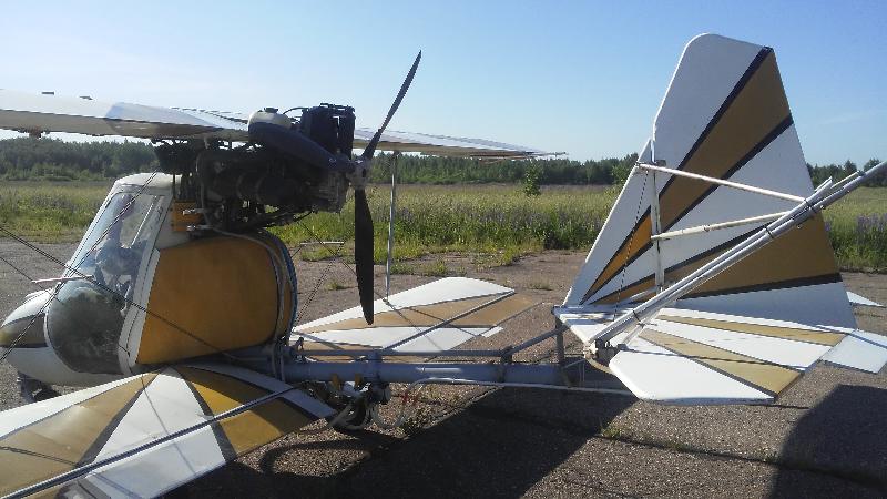 Смоленского пилота оштрафовали за полеты без разрешения